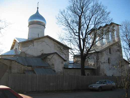 The Epiphany on Zapskovye Church.