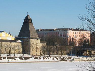 Pskov is very ancient Russian city