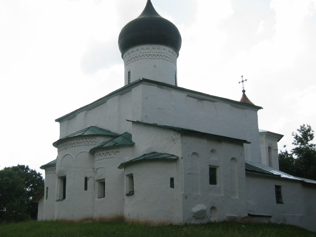 Pskov, Church St. Wasily on the Hill, 16 century